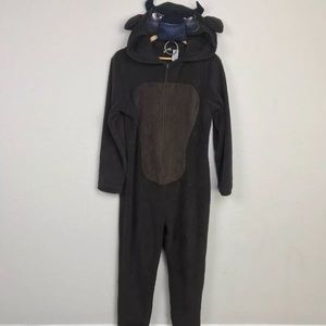 Other - Briefly Stated Bull Bodysuit Costume Hoodie Sz M